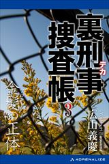 裏刑事捜査帳(3) 金髪(ブロンド)の正体