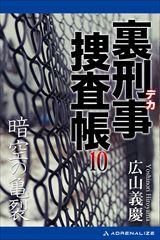 裏刑事捜査帳(10) 暗空の亀裂